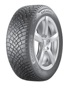215/70R16 100T FR Continental IceContact 3 TA