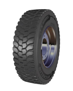 Kuorma-auton rengas 315/80R22.5 Michelin X Works D 156/150K TL