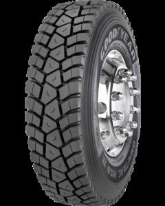 Kuorma-auton rengas 385/55R22.5 Goodyear Omnitrac MSD II 156L/150M 156L154M 3PS