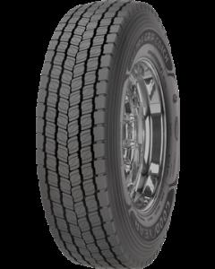 Kuorma-auton rengas 315/80R22.5 Goodyear Ultra Grip Coach 156L/150M 156L154M 3PS