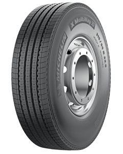Viistokuva Michelin X Multiway 3D XZE