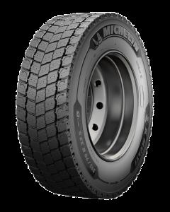 Kuorma-auton rengas 245/70R19.5 Michelin X Multi D 136/134M TL