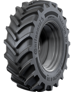 Traktorin rengas 480/70R30 Continental Tractor 70 141D/144A8 TL